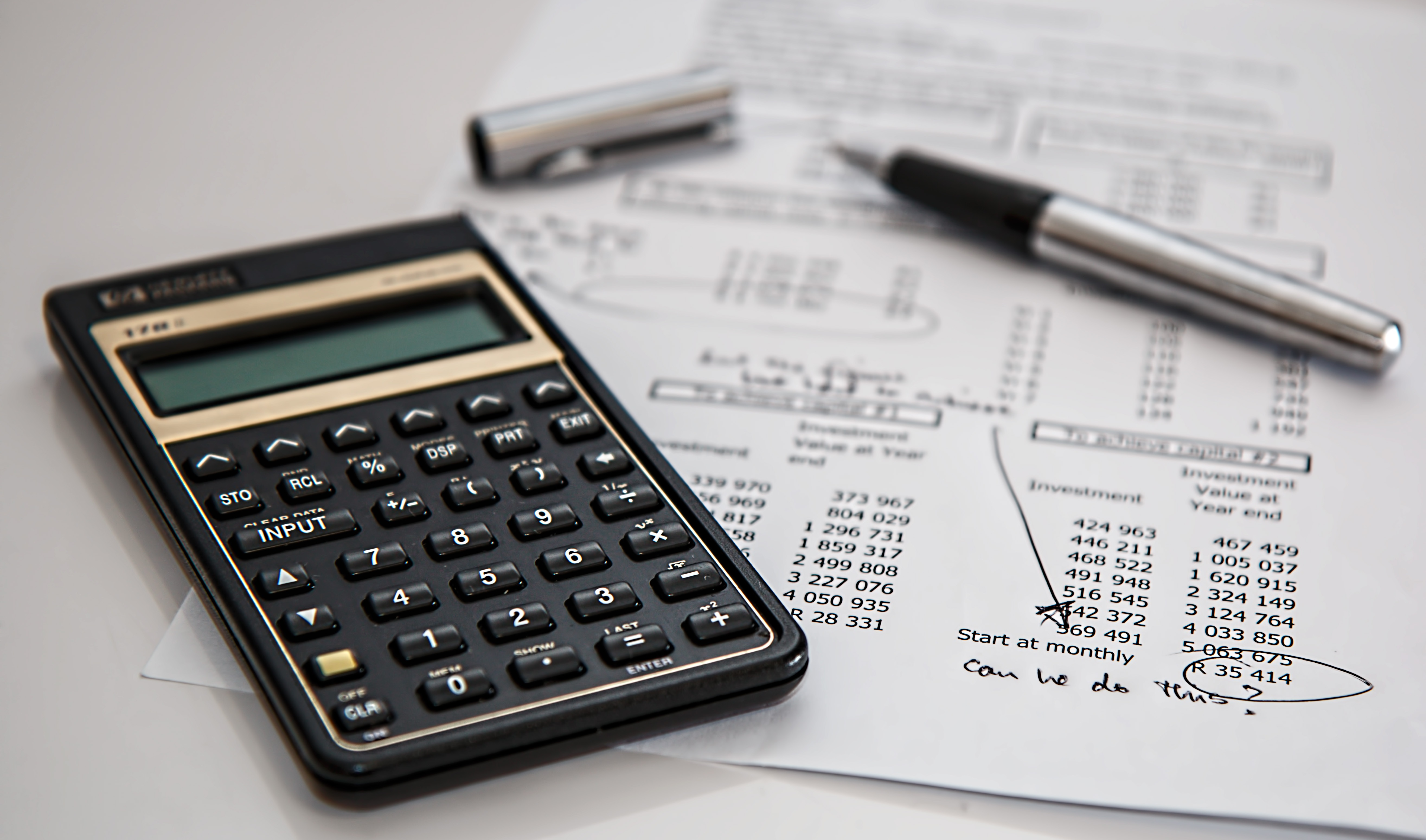 film financing production budget and calculator